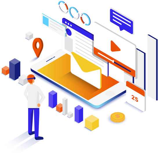 Google - Bing Search Engine Optimization Services for long term lead generation with this organic seo services as well as local seo services